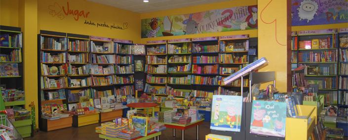 Librería Tagoror